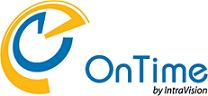OnTime IntraVision logo